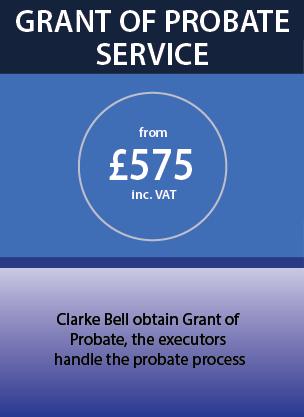 Grant of Probate