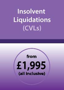 insolvent liquidations