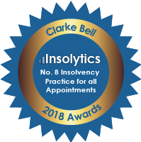 No 8 Insolvency Practice for all appointments