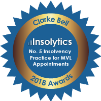 Number 5 Insolvency Pra ctice for MVL appointments