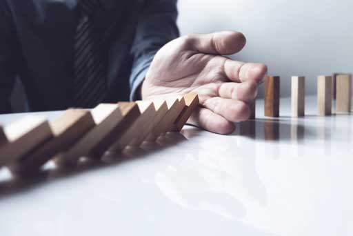 1 in 4 Businesses Feel Knock-On Effect Of Insolvency