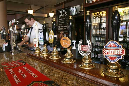 Thousands Of UK Pubs Closing Despite Record-Breaking Summer