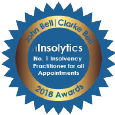 No. 1 Insolvency Practitioner for all Appointments