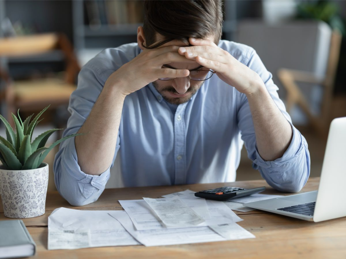 limited company with debts